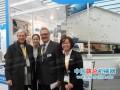 2012宝马展,长江思科产品受国内外客户好评