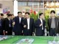 徐德明汪民熊建平参观2012(第十四届)中国国际矿业大会展区